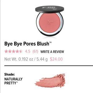 Bye Bye Pores Blush - Naturally Pretty